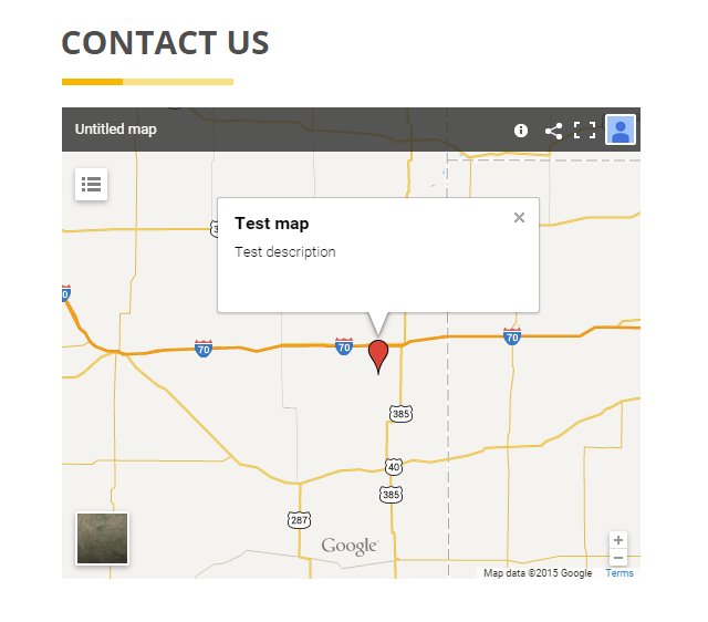 How To Add Google Map To Flash MotoCMS Website Moto Help Center - How to add google map in contact us page