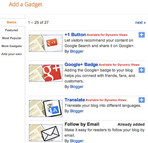 How to add Blog via Google Blogger to MotoCMS HTML template